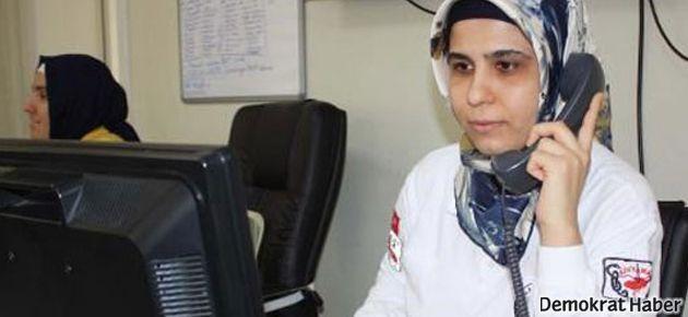 Adıyaman'da 112 Acil'e 'Kürtçe' operatör