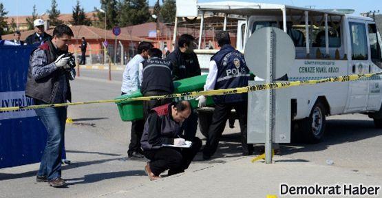 Adliye yakınında çatışma: 4 ölü