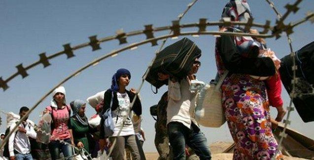 Af Örgütü: 50 milyondan fazla insan mülteci olarak yaşıyor