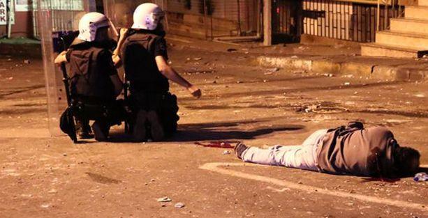 Af Örgütü: Ayhan Yılmaz'ı polis gaz fişeğiyle vurdu