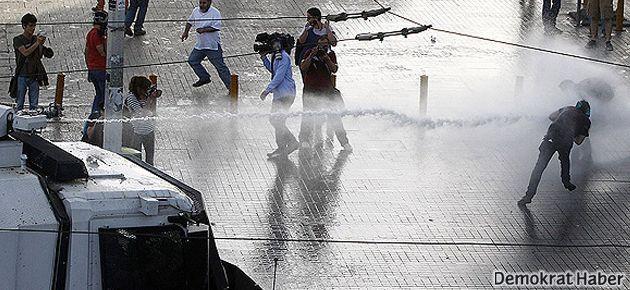 Af Örgütü'nden açıklama: Polisler yargılanmalı
