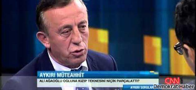 Ağaoğlu'nun sözleri CNN Türk'e ceza getirdi