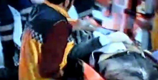 Ağır yaralanan Savcı Kiraz'ın ilk görüntüsü