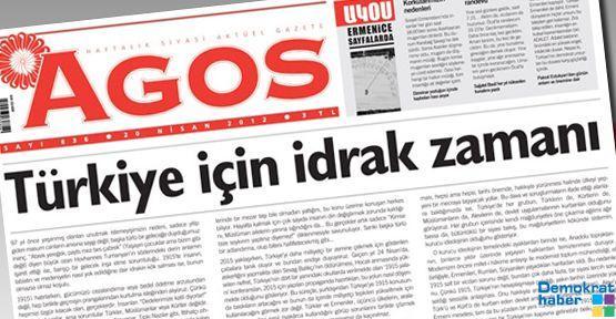 Agos: Türkiye için idrak zamanı
