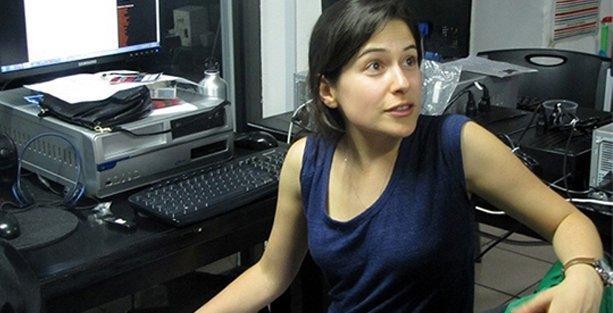 Agos'un Azeri muhabiri hedef gösterildi!