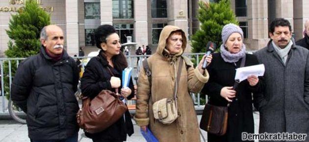 Agos'un önündeki ırkçı pankarta suç duyurusu