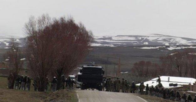Ağrı'da asker ateş açtı: 1 ölü 1 yaralı