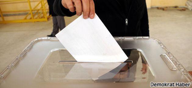 Ağrı'da oyları 5 komisyon sayacak