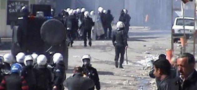Ahlat'ta olaylar devam ediyor