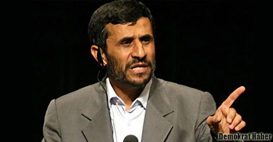 Ahmedinejad: Zorla şeriat olmaz