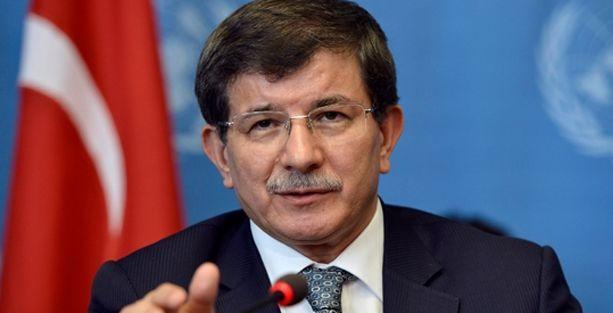 Ahmet Davutoğlu: Çözüm süreci için bütün aktörler aynı iradeyi göstermeli