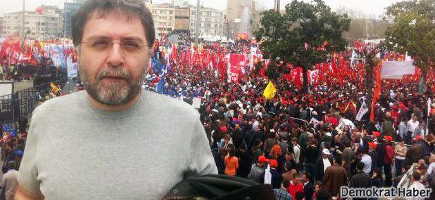 Ahmet Hakan: Komplolara gelesin Mazhar!