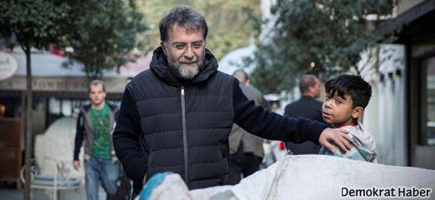 Ahmet Hakan'dan 'dönek' ithamlarına yanıt