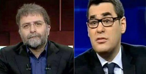 Ahmet Hakan'dan Enver Aysever'e: Bende mi çanakçıyım?