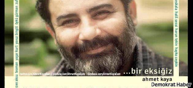 Ahmet Kaya'ya saygı albümünde büyük buluşma
