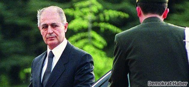 'Ahmet Necdet Sezer diye bir saksı'