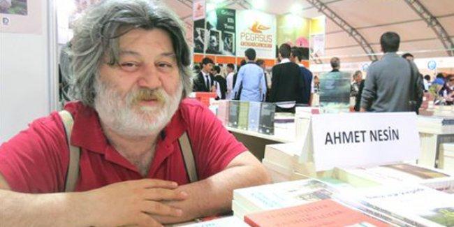 Ahmet Nesin Antalya'da HDP'den aday adayı oldu