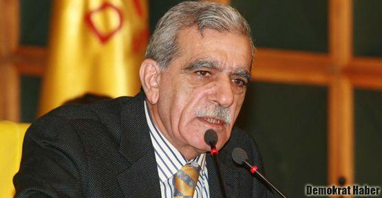 Ahmet Türk bugün İmralı'da Öcalan'la görüştü!