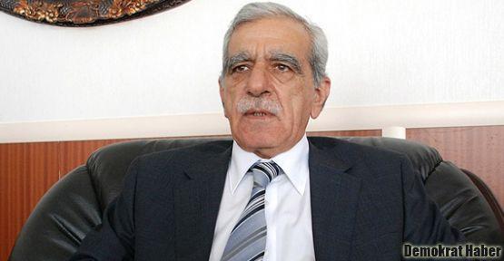 Ahmet Türk: Dedelerimizin eli kanlı özür dilerim!