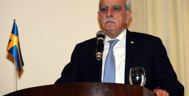 Ahmet Türk: Süryani, Ermeni ve Ezidiler'den bizleri bağışlamalarını diliyoruz!