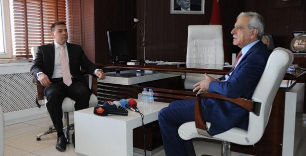 Ahmet Türk: Türkiye IŞİD'e göz yumuyor