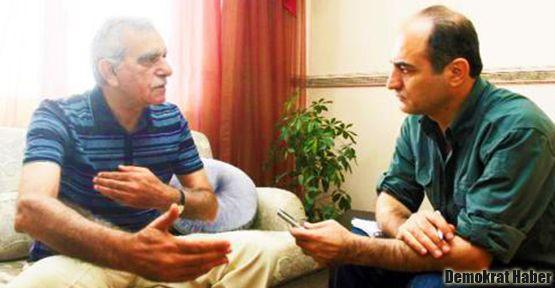 Ahmet Türk: Uganda'dan gelmedik