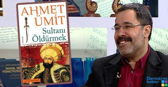 Ahmet Ümit'in yeni romanı çıktı