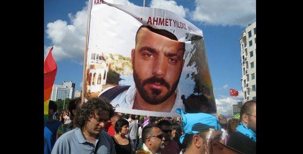 Ahmet Yıldız davasında gelemeyen adalet yine ertelendi