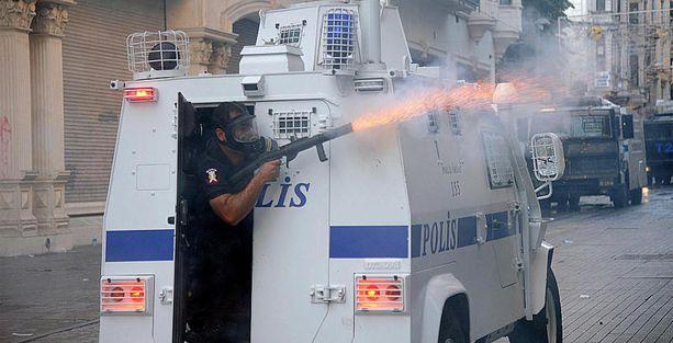 AİHM'den Türkiye'ye 'biber gazı' cezası