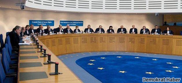 AİHM'e 'iç hukuk tükenmeden başvuru' tartışılıyor