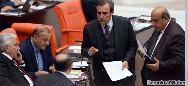 Ak Parti, CHP, MHP ve BDP'den ortak bildiri