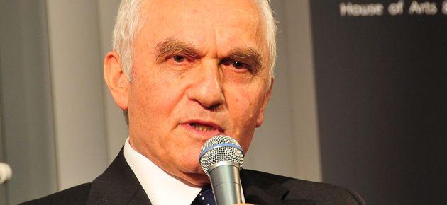 AK Parti kurucusu: Kürtlerin devlet hayali meşrudur!