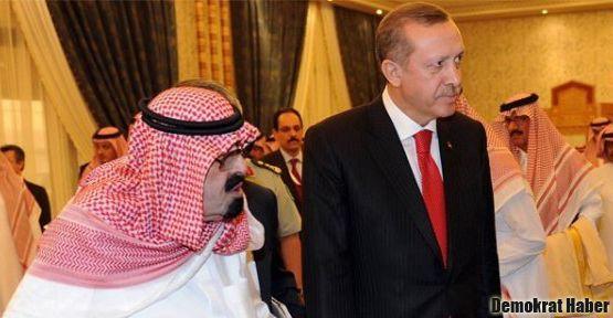 AK Parti'den Suudi Kral'a müjde