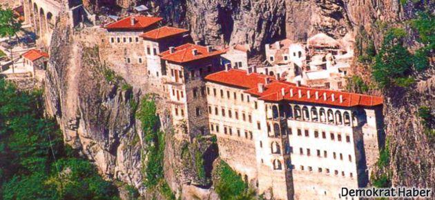 AK Partili Belediye gözünden Sumela Manastırı