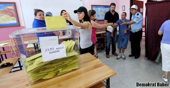 AK Parti'ye şok: Yerel seçim için referandum!