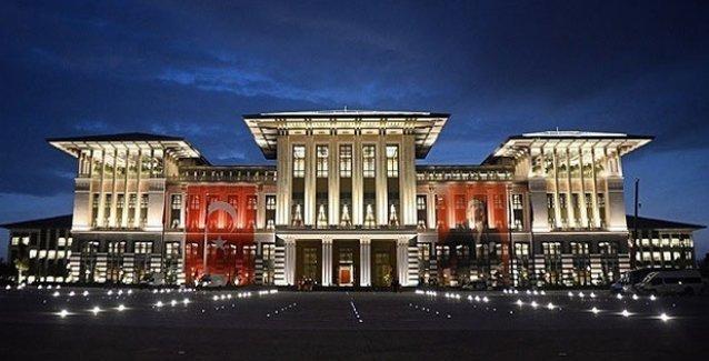 'Ak Saray'ın üç aylık elektrik faturası 3 milyon 614 bin lira