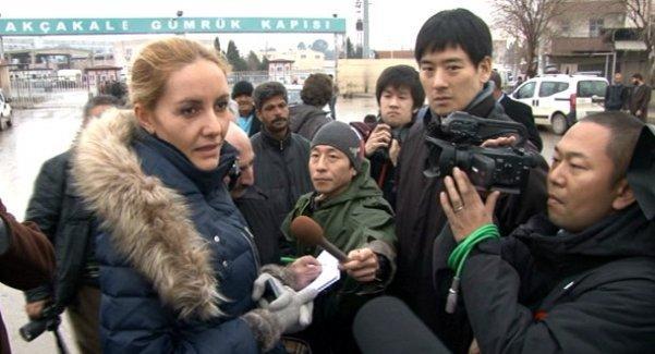 Akçakale'de gazetecilere mesai saati dışında haber yasağı