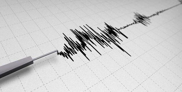 Akdeniz'de 6.1 büyüklüğünde deprem