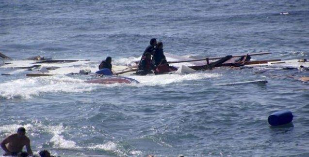 Akdeniz'de batan göçmen teknesinde ölü sayısı 800!