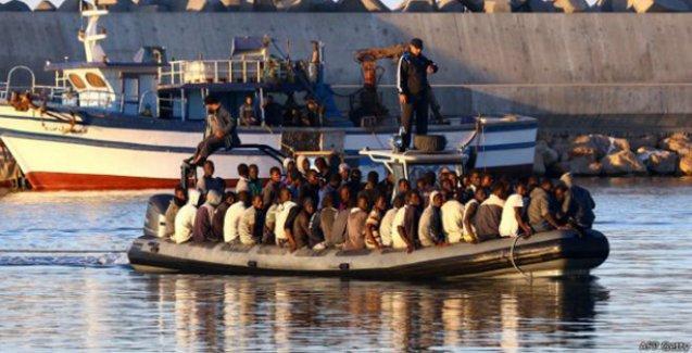 'Akdeniz'de bu yıl 30 bin göçmen ölebilir'