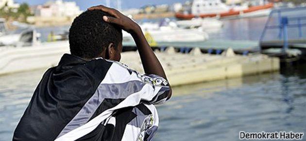 'Akdeniz'de ölen göçmenlere tecavüz ve işkence'