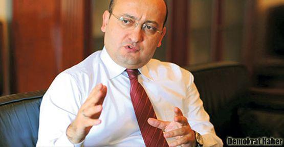 Akdoğan: Paris'teki saldırı kararlılığı artırdı!