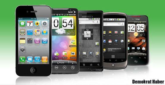 Akıllı telefonlar attığınız adımın kaydını tutuyor