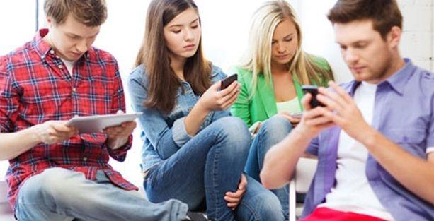 Akıllı telefonlar bağımlı yapıyor!