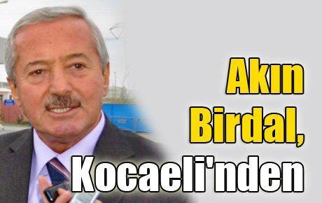 Akın Birdal, Kocaeli'nde bağımsız aday gösterilecek