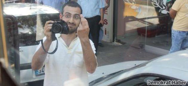 Akit'i protesto eden gençlere taşlı sopalı saldırı