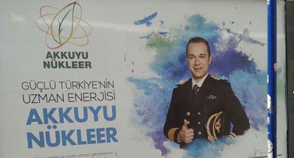 Akkuyu reklamındaki pilot: Beni elektronik reklamı diye kandırdılar