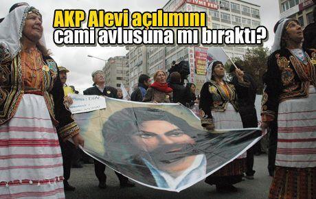 AKP Alevi açılımını cami avlusuna mı bıraktı?