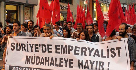 'AKP elini Suriye'den çek'