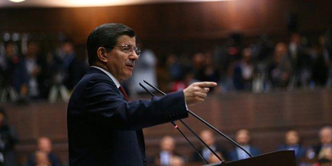 Davutoğlu: Seçim barajının düşürülmesinden yanayız